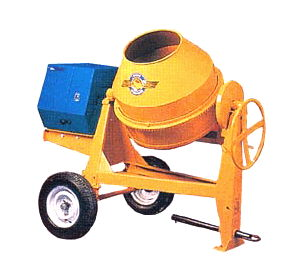 Where to find CONCRETE MIXER 10cu.ft. DIESEL in Grand Cayman