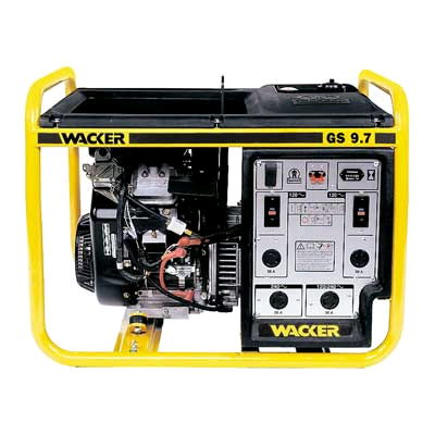 Where to find GENERATOR, 9.7 KW WACKER in Grand Cayman