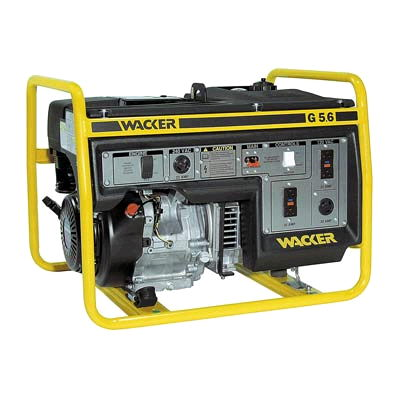 Where to find GENERATOR, 5.6 KW WACKER in Grand Cayman