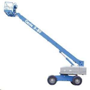 Where to find 80FT BOOM LIFT GENIE  Diesel in Grand Cayman
