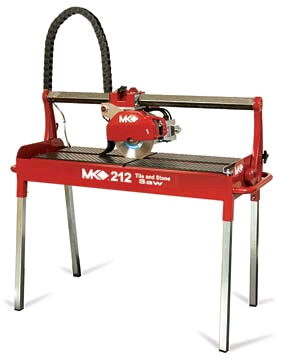 Where to find MK212 STONE TILE SAW in Grand Cayman