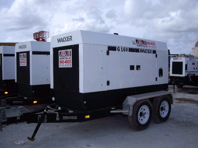 Where to find MOBILE GENERATOR, 160 Kva in Grand Cayman