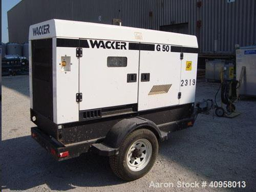 Where to find MOBILE GENERATOR, 50 Kva in Grand Cayman
