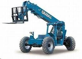 Where to find TELEHANDLER 35FT REACH 6K LBS in Grand Cayman