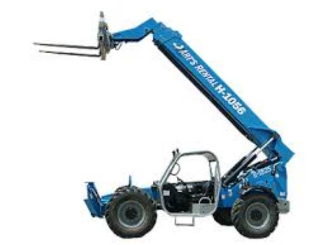 Where to find TELEHANDLER 56FT REACH 10K in Grand Cayman