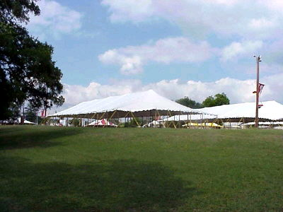 Where to find Traditional Frame Tent - 40  x 120 in Grand Cayman