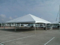 Rental store for Traditional Frame Tent - 40  x 40 in Grand Cayman KY