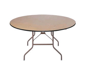 Where to find 5ft Round Table - Wood in Grand Cayman