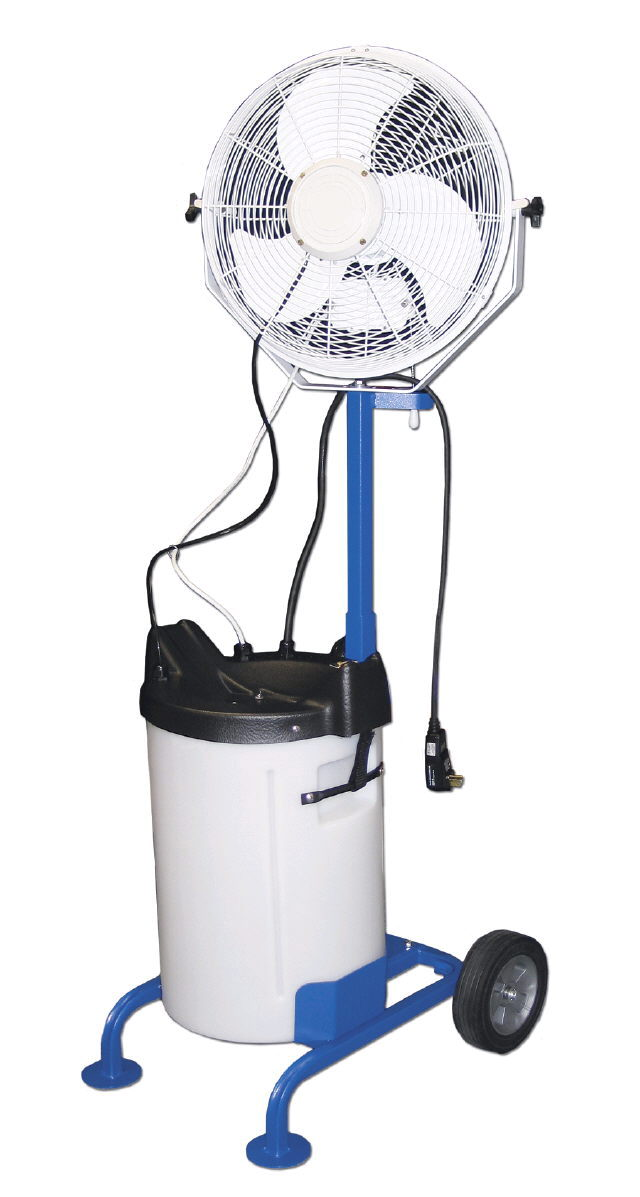 Where to find FAN - MISTING WITH WATER TANK in Grand Cayman