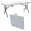 Rental store for 6ft Banquet Folding Table - Plastic in Grand Cayman KY