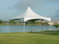 Rental store for 10  x 10  High Peak Frame Tent in Grand Cayman KY