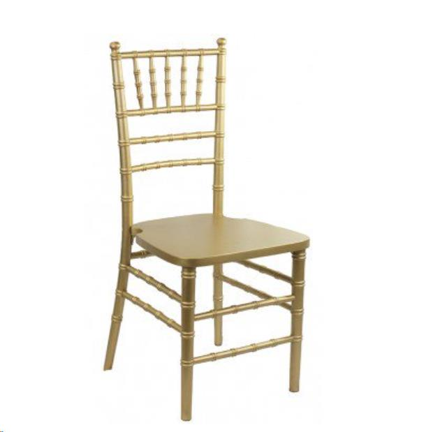 Where to find Chiavari Chair - Gold Wooden in Grand Cayman