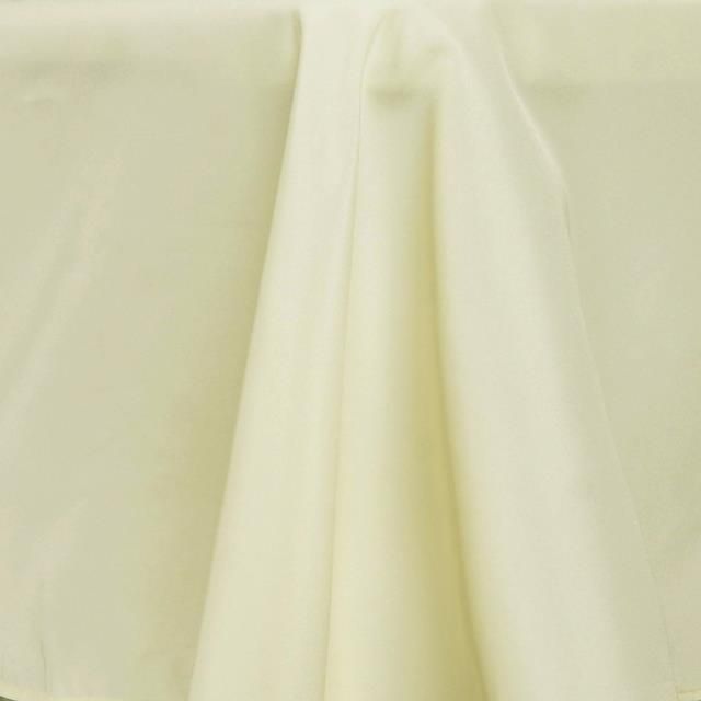 Where to find Tablecloth 136  RND - Ivory Polyester in Grand Cayman