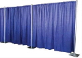 Rental store for Drape - Banjo Royal Blue - 8 x4 in Grand Cayman KY