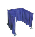 Rental store for Drape Banjo Blue 3 H x 4 in Grand Cayman KY