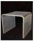 Rental store for ACRYLIC LUCITE END TABLE in Grand Cayman KY