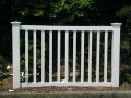 Rental store for PICKET FENCE - WHITE - 6 x3 8 in Grand Cayman KY