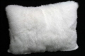 Rental store for Pillow Cushion Cover-Animal Fur White in Grand Cayman KY