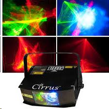 Where to find LASER - CHAUVET CIRRUS in Grand Cayman