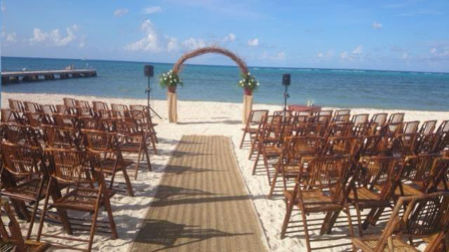 chair bamboo folding rentals grand cayman ky where to rent chair