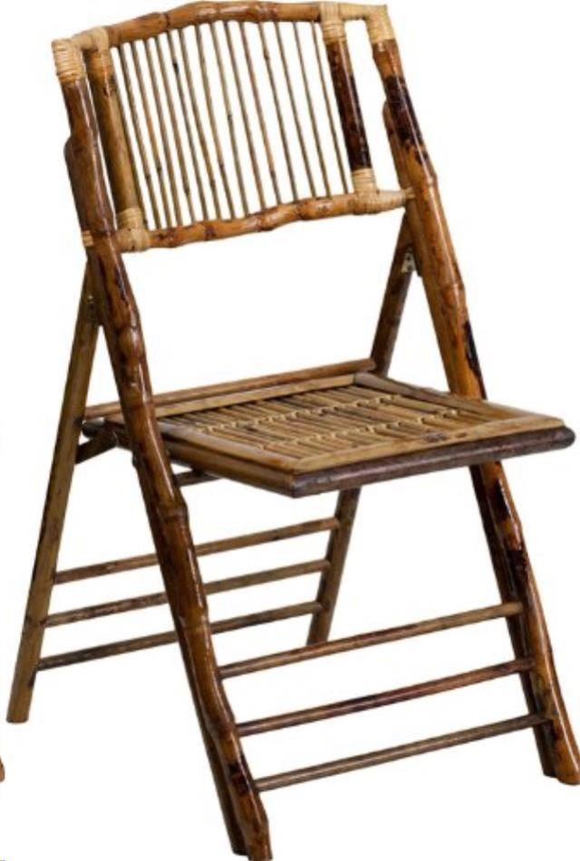 Where to find Bamboo Folding Chair in Grand Cayman