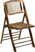 Rental store for Bamboo Folding Chair in Grand Cayman KY