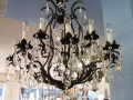 Rental store for CHANDELIER CRYSTAL WROUGHT IRON in Grand Cayman KY