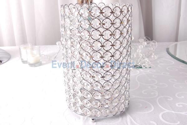 Crystal Cylinder Vase Medium Nkl Rentals Grand Cayman Ky Where To