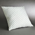 Rental store for Pillow Cushion Cover - White Pintuck in Grand Cayman KY