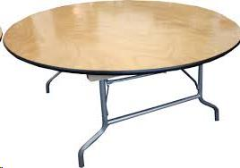 Where to find 4ft Round Kids Table - Wood in Grand Cayman
