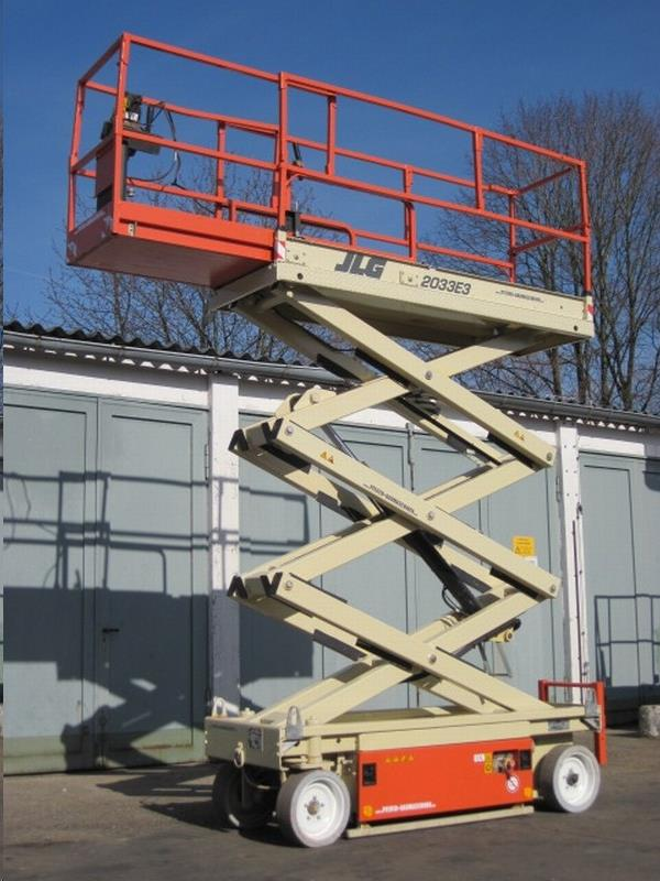 Where to find 20FT JLG SCISSOR LIFT in Grand Cayman