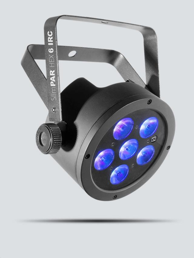 Where to find CHAUVET SLIMpar HEX 6 IRC in Grand Cayman