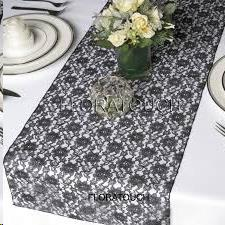 Where to find Runner 110 x12  - Black Lace in Grand Cayman