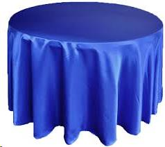 Where to find Overlay 90  RND - Royal Blue Satin in Grand Cayman
