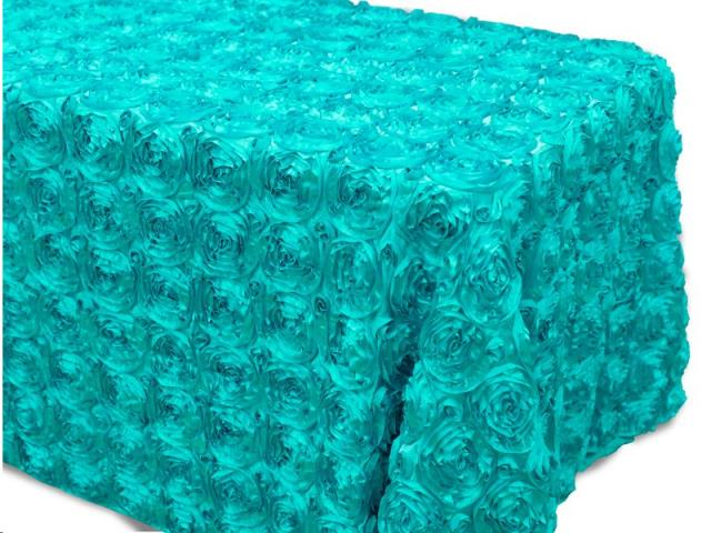 Where to find Tablecloth 90 x132  - Turquoise Wonder in Grand Cayman