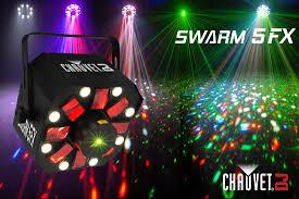 Where to find LIGHT- CHAUVET SWARM 5 FX in Grand Cayman