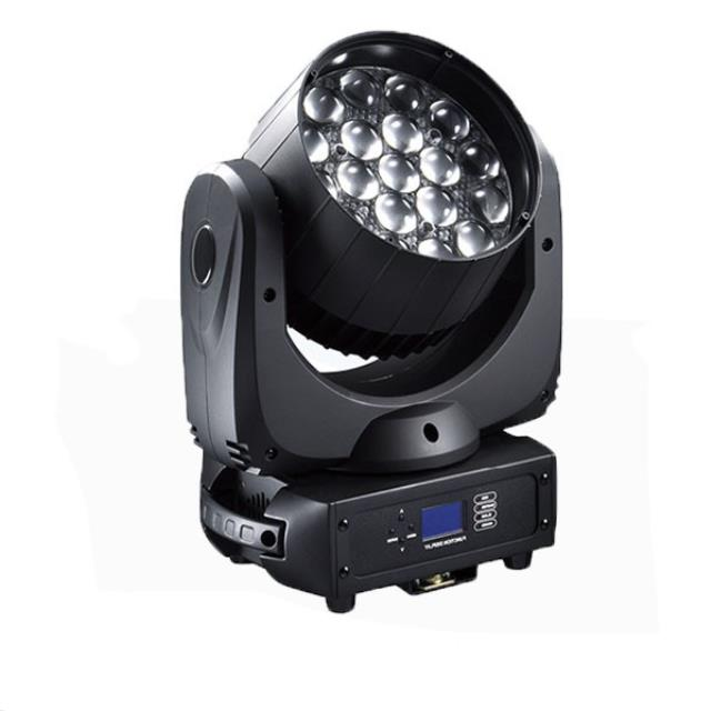 Where to find LED WASH MOVING HEAD 19 12W in Grand Cayman