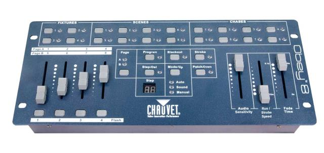 Where to find CHAUVET OBEY 8 in Grand Cayman