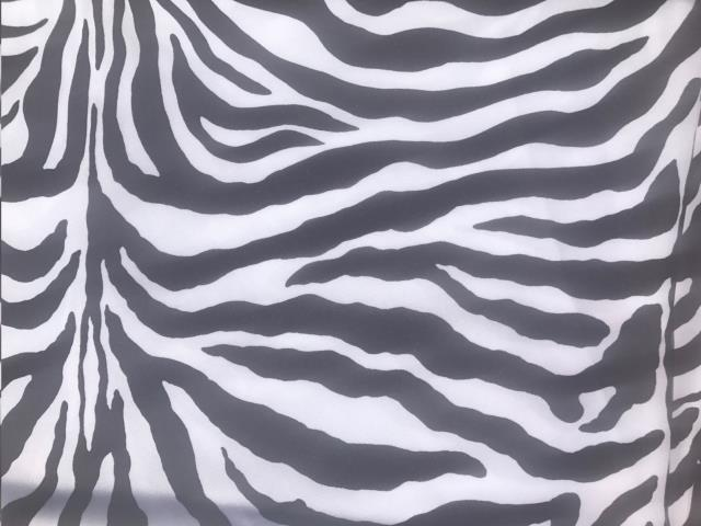Where to find Overlay 90 x90  Sq. - Zebra Print poly in Grand Cayman