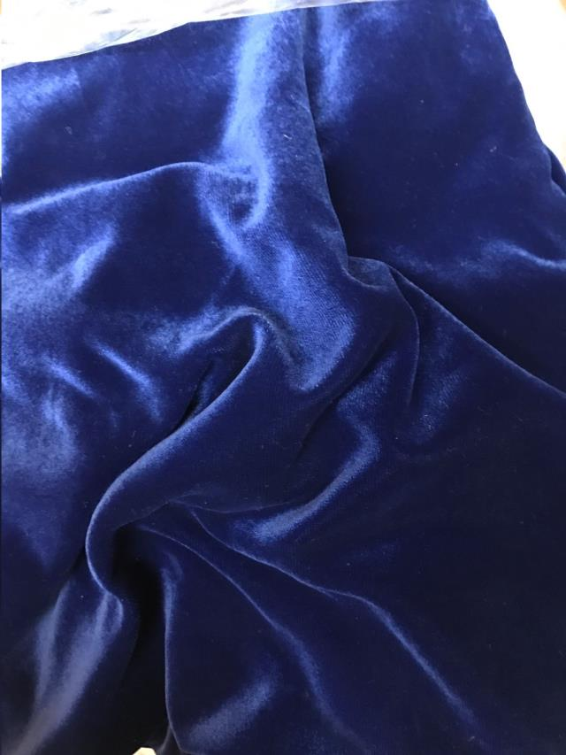 Where to find Tablecloth 132  RND - Navy Blue Velour in Grand Cayman