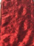 Rental store for Tablecloth 90 x156  - Burgundy Emboidry in Grand Cayman KY