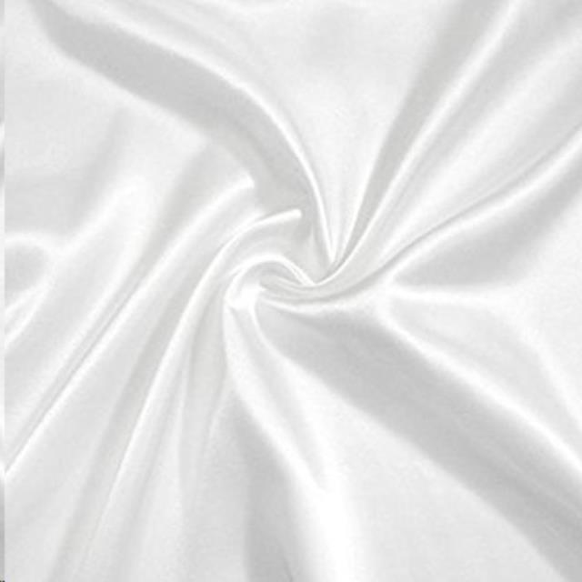 Where to find Tablecloth 132  RND - White Satin in Grand Cayman