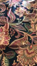 Rental store for Pillow Cushion Cover-B.   brown Paisley in Grand Cayman KY