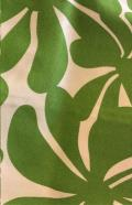 Rental store for Pillow Cushion Cover-Ivory w  Green leaf in Grand Cayman KY