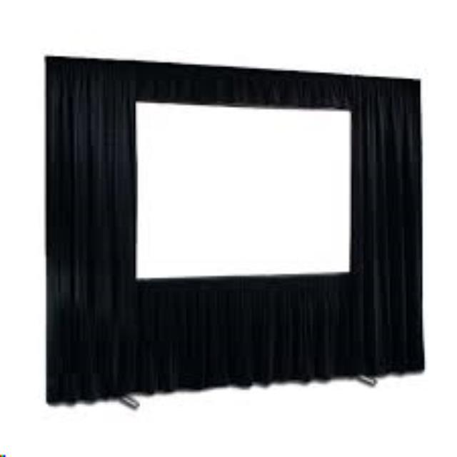 Where to find 16  x 9  Drape Kit  Black in Grand Cayman