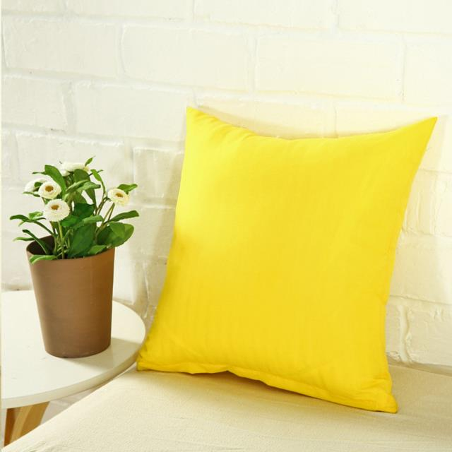 Where to find Pillow Cushion Cover - Yellow Spandex in Grand Cayman