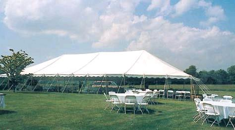 Where to find Traditional Frame Tent - 40  x 100 in Grand Cayman