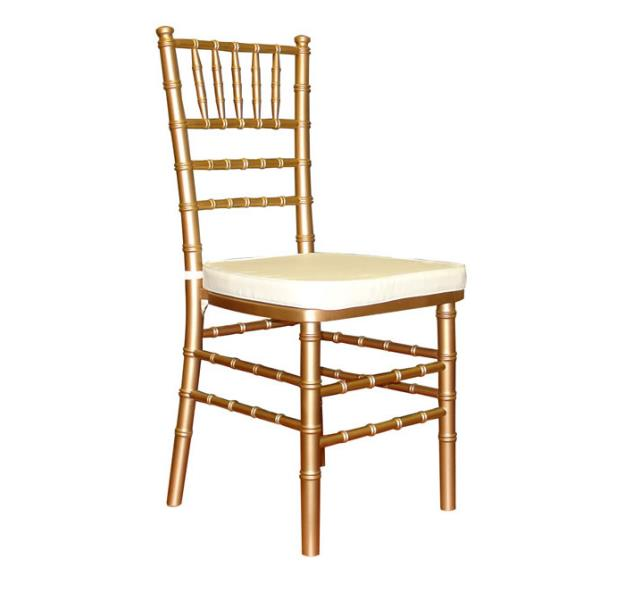 Where to find Chiavari Chair - Gold Resin in Grand Cayman