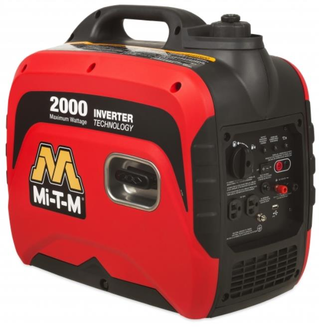 Where to find GENERATOR 2 KW Mi-T-M in Grand Cayman