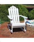 Rental store for Outdoor Rocking Chair - White Wood in Grand Cayman KY